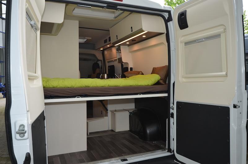 westfalia amundsen 540 d fourgon van. Black Bedroom Furniture Sets. Home Design Ideas