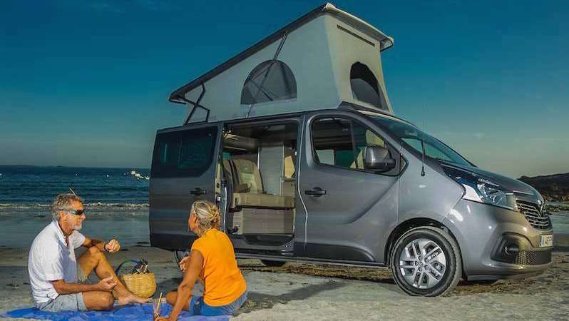gl nan concept cars horizonvan 4 fourgon le site. Black Bedroom Furniture Sets. Home Design Ideas