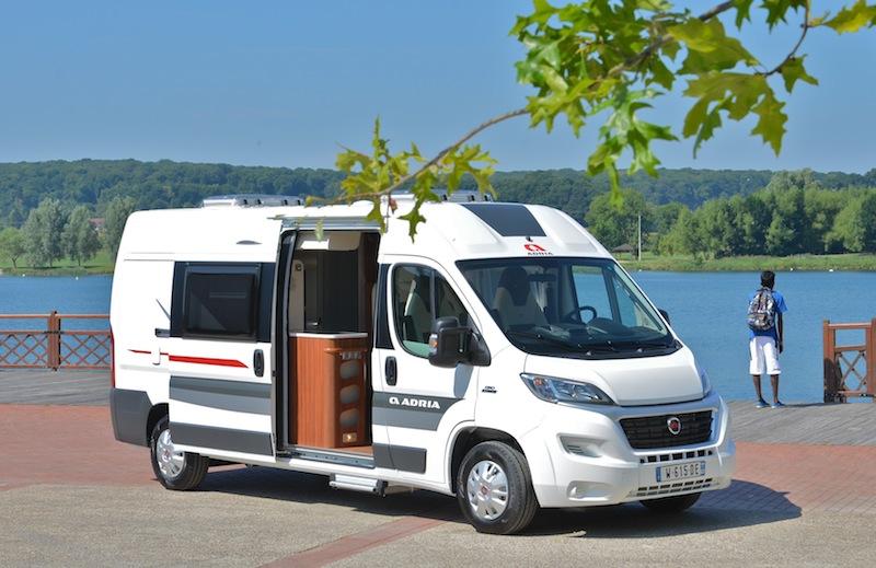 fourgon camping car Adria