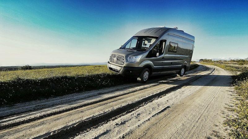 ford transit 4x4 grand volume pour les sportifs fourgon van. Black Bedroom Furniture Sets. Home Design Ideas