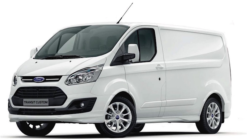 r 39 cam sur ford transit custom efficace et convivial fourgon van. Black Bedroom Furniture Sets. Home Design Ideas