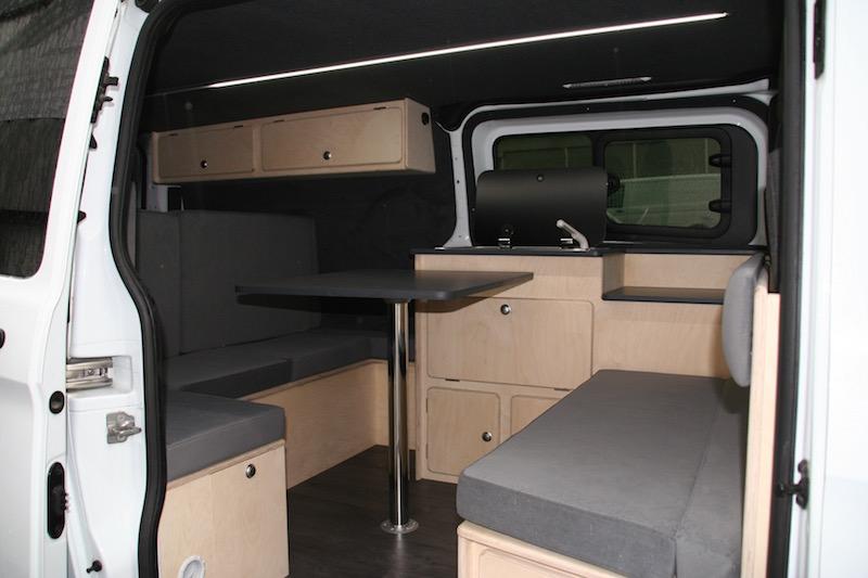 Hervorragend R'CAM sur Ford Transit Custom : efficace et convivial – Fourgon le  HD43