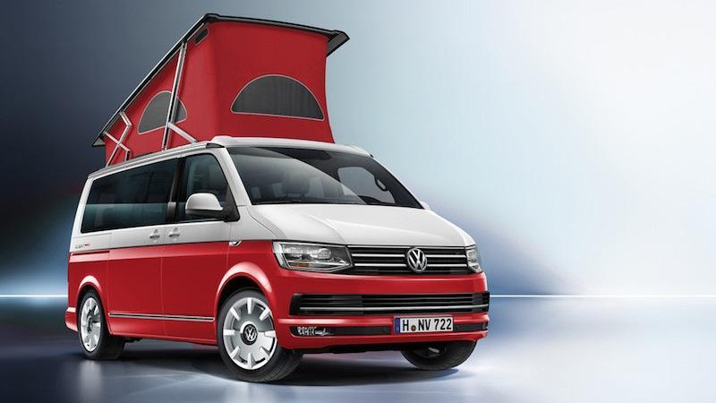 une s rie tr s sp ciale du volkswagen california ocean fourgon van. Black Bedroom Furniture Sets. Home Design Ideas