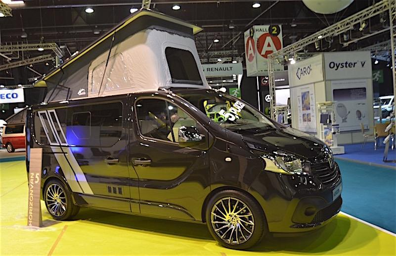 gl nan concept cars une strat gie gagnante de mont e en gamme fourgon van. Black Bedroom Furniture Sets. Home Design Ideas