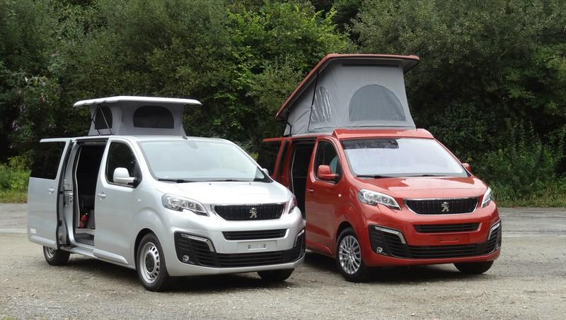 peugeot expert camping car tp81 montrealeast. Black Bedroom Furniture Sets. Home Design Ideas