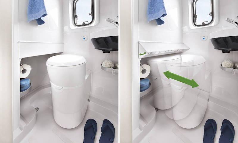 Fourgon aménagé tendance 2017 : les WC passent les murs ...