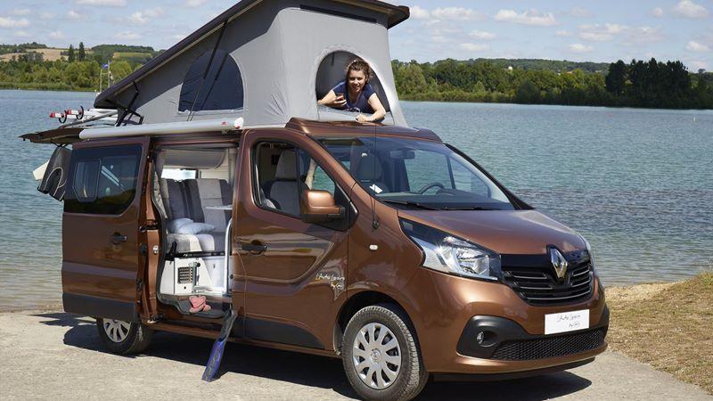 l 39 auto loisirs passe aussi sur fiat talento et opel vivaro fourgon van. Black Bedroom Furniture Sets. Home Design Ideas