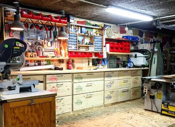 Campervans atelier