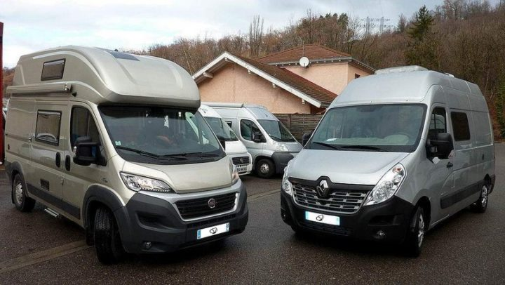 Fourgon Isère Evasion