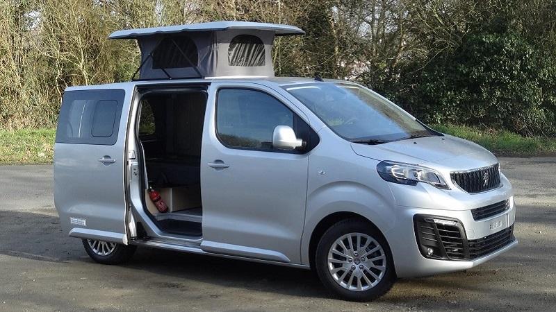 iroise inaugure un expert ultra compact fourgon van. Black Bedroom Furniture Sets. Home Design Ideas