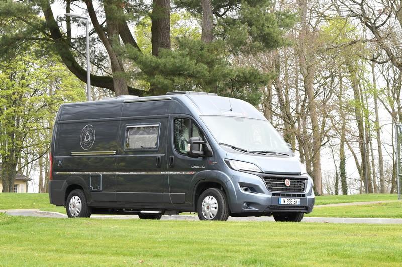 camp r ve magellan 643 fourgon van. Black Bedroom Furniture Sets. Home Design Ideas