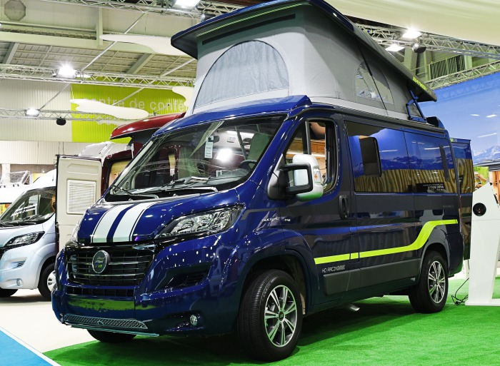 hymercar sydney hc racing l ultra compact boost fourgon van. Black Bedroom Furniture Sets. Home Design Ideas