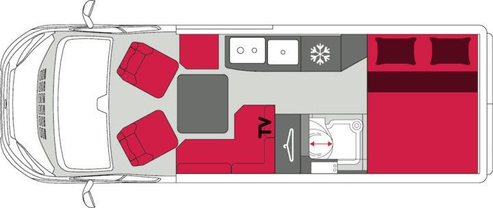 Plan Pilote V630GF