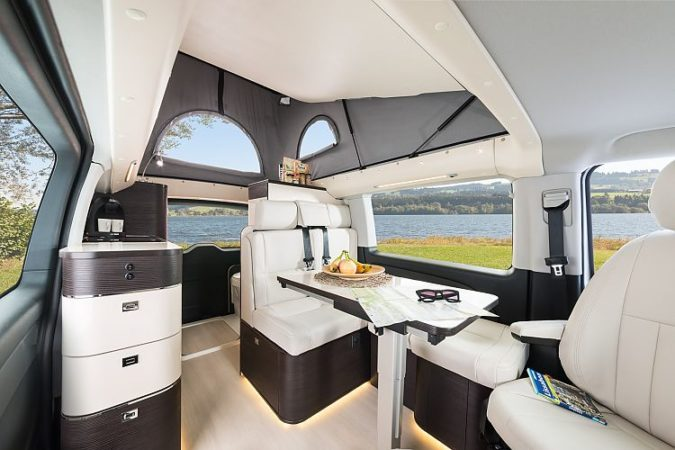prix fourgon am nag neuf 2018 westfalia fourgon van. Black Bedroom Furniture Sets. Home Design Ideas