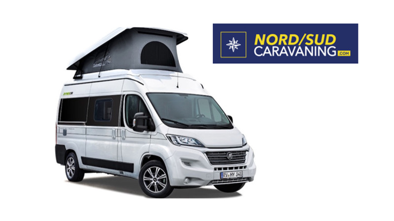 Nord Sud Caravaning Ayers Rock Hymercar