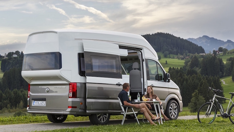 un volkswagen california xxl en projet fourgon le site. Black Bedroom Furniture Sets. Home Design Ideas