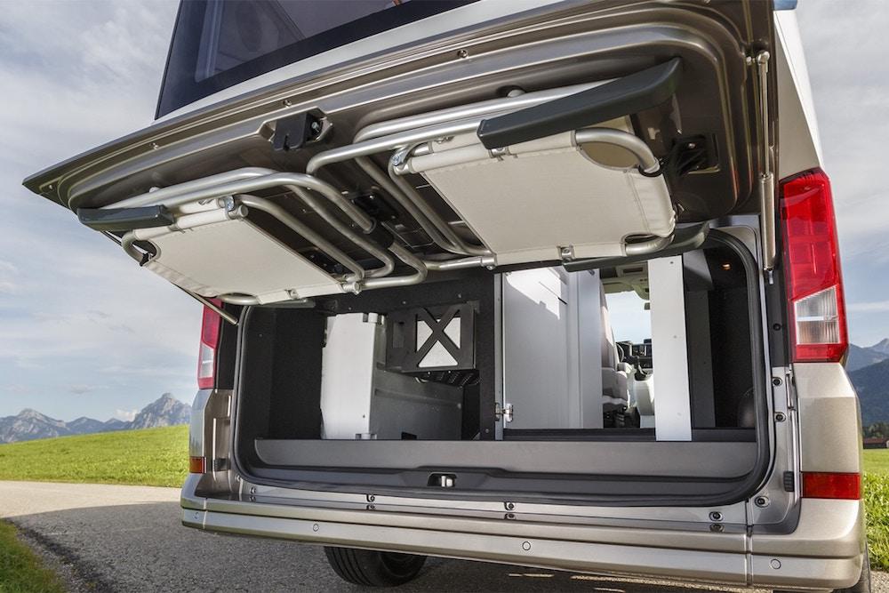 un volkswagen california xxl en projet fourgon van. Black Bedroom Furniture Sets. Home Design Ideas