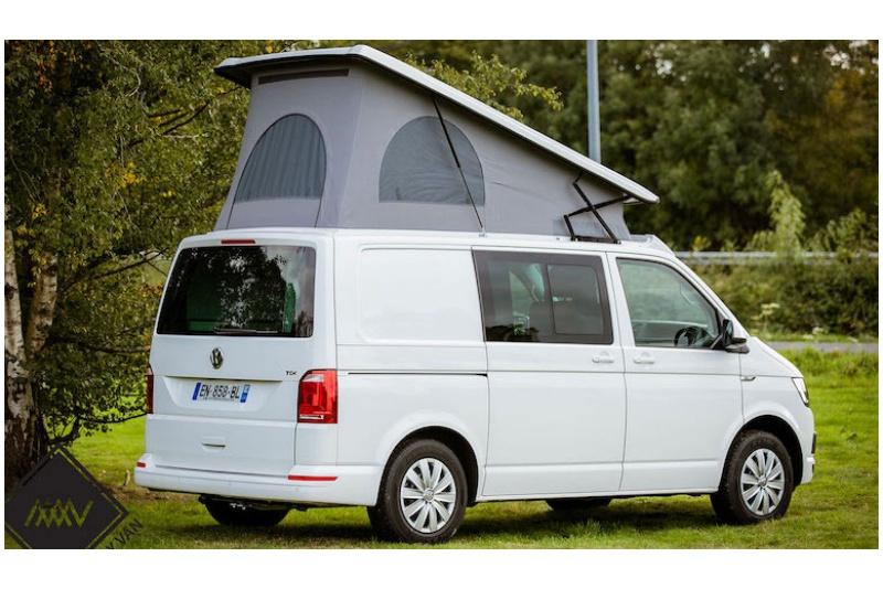 make my van l 39 am nageur premium arrive bordeaux fourgon van. Black Bedroom Furniture Sets. Home Design Ideas