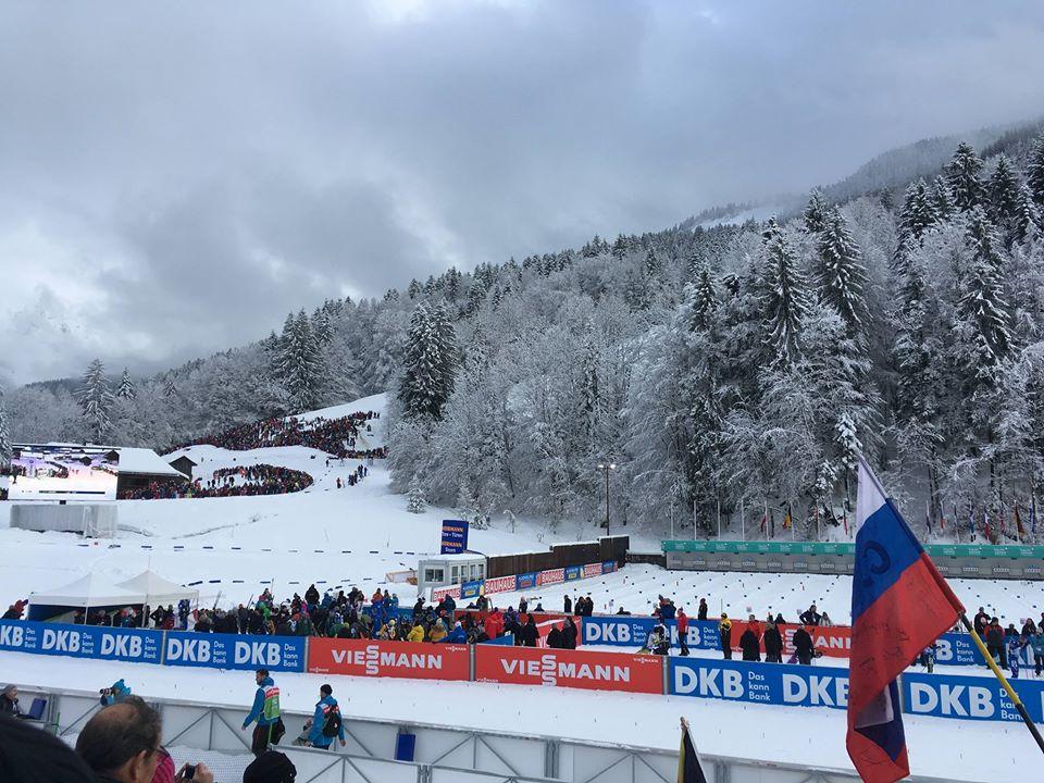 Coupe du monde de biathlon
