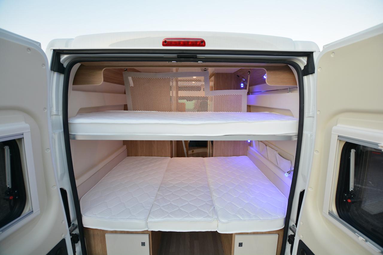 news rimor horus 45 le moins cher des fourgons pour la. Black Bedroom Furniture Sets. Home Design Ideas
