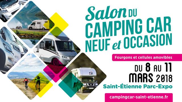 salon du camping car de saint etienne 42 fourgon van