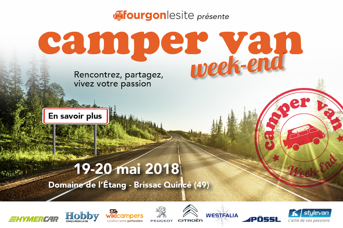 Camper Van Week End