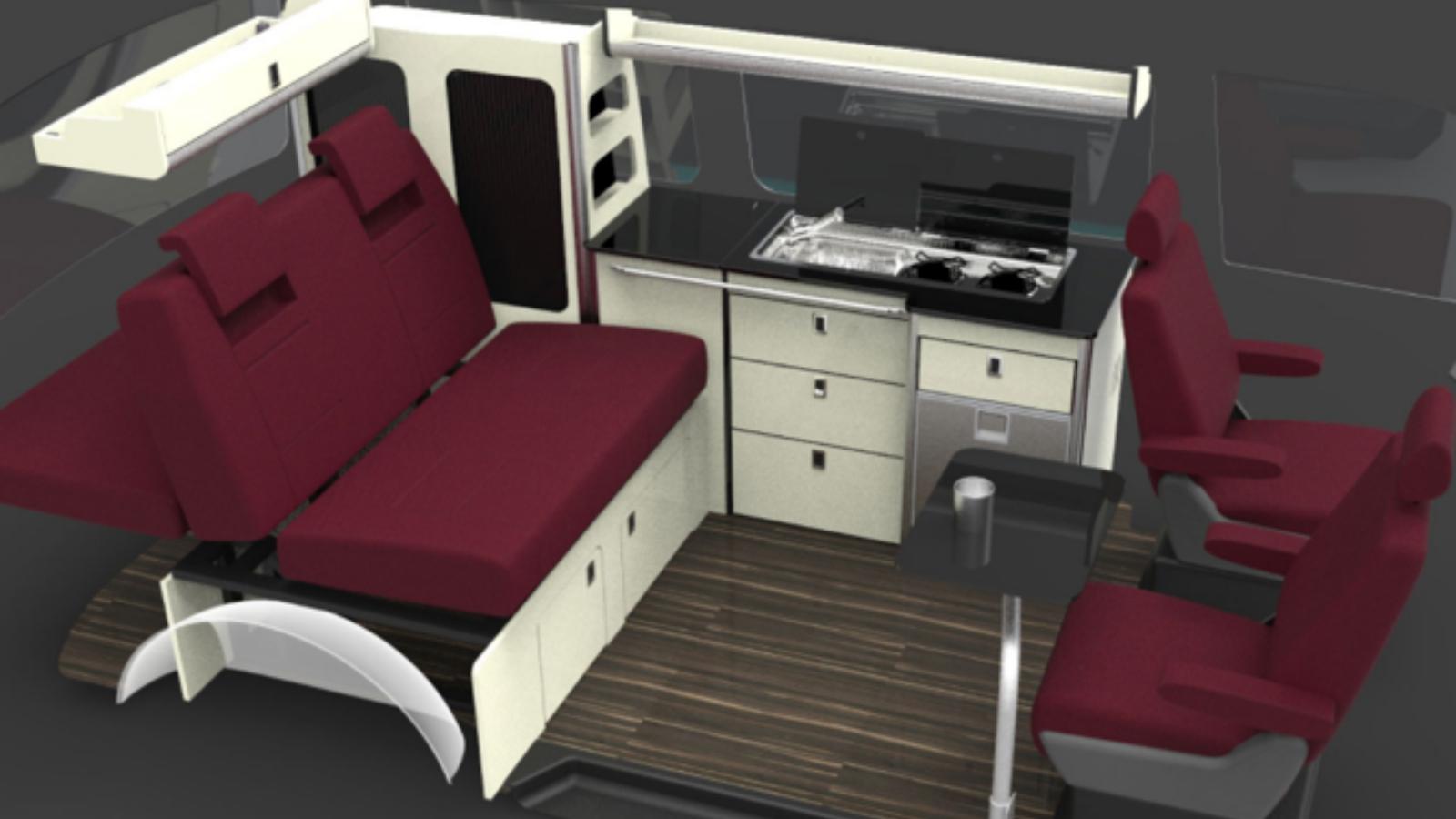 comment chapper au malus cologique sur california beach et vw multivan fourgon van. Black Bedroom Furniture Sets. Home Design Ideas
