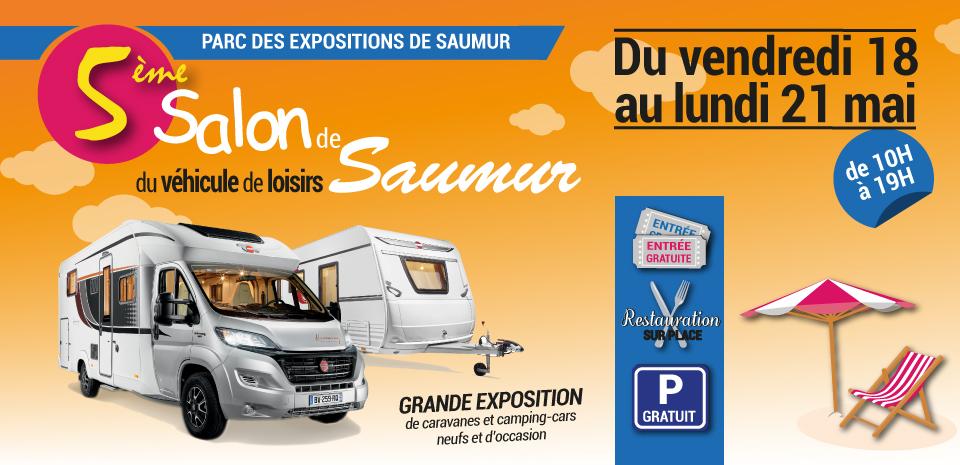 5 me salon du v hicule de loisirs de saumur 49 fourgon for Salon vehicule de loisir