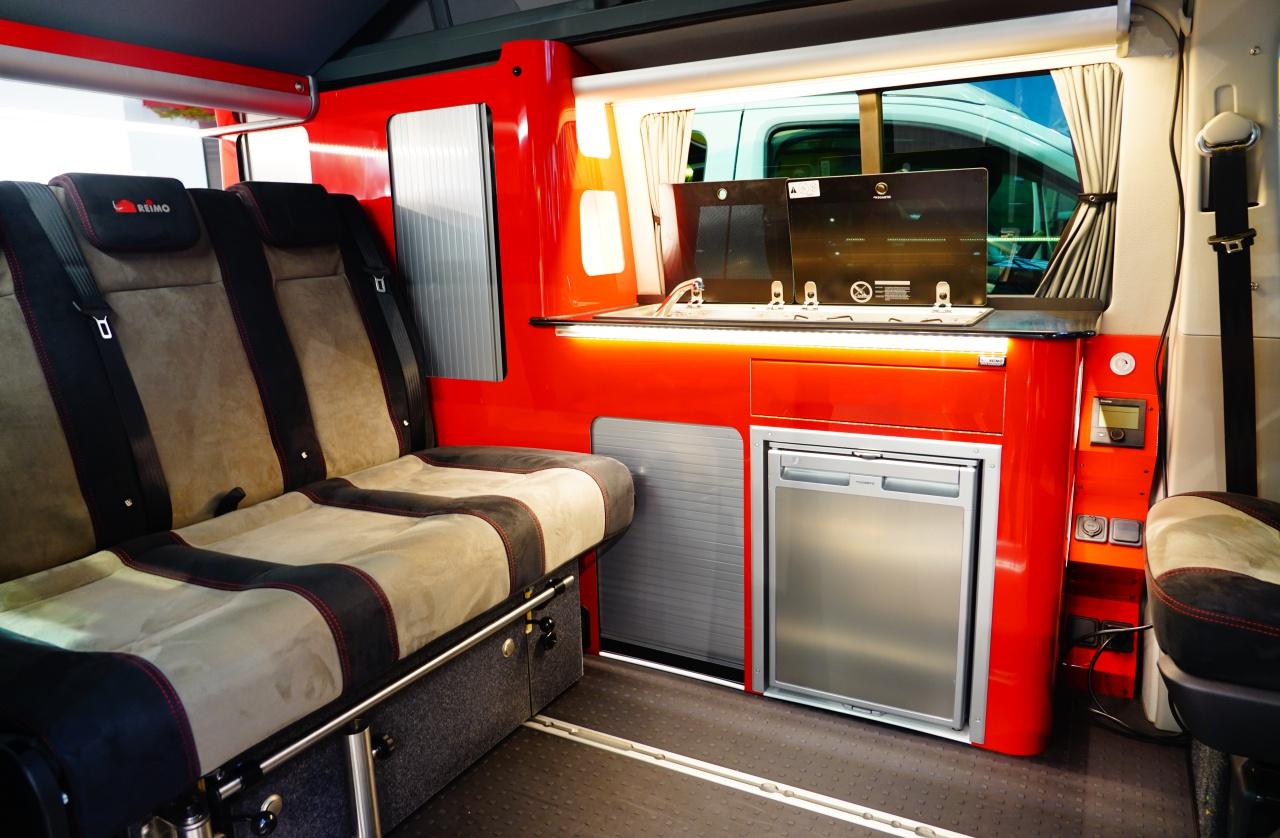 Un Mobilier Aluminium Et Design Chez Reimo Fourgon Van