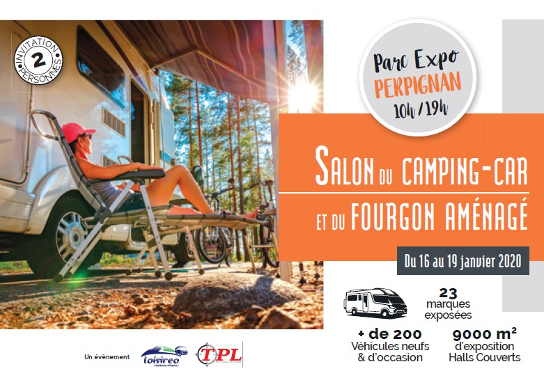 Salon Du Camping Car Toulouse 2019
