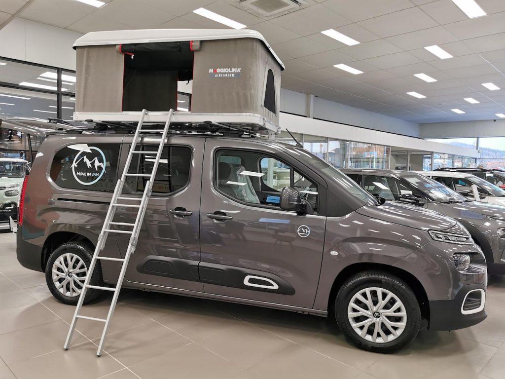 Move in Van